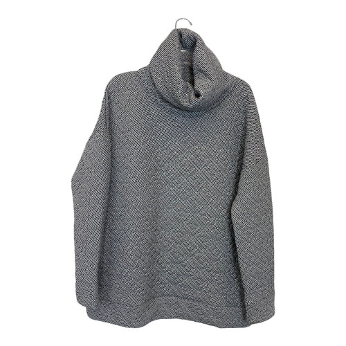 Gap Quilted Graphic Sport Turtleneck- Front
