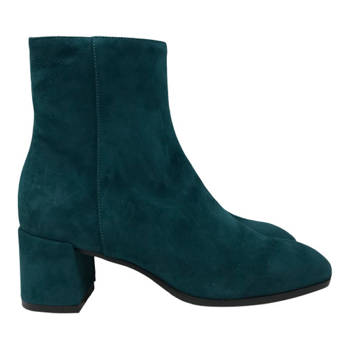M. Gemi Corsa Suede Boot-Teal