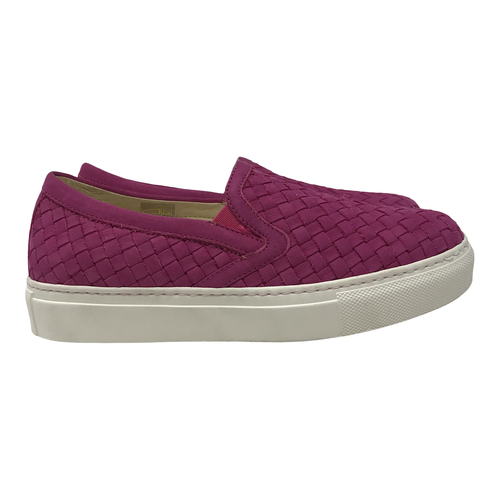M. Gemi Cerchio Woven Sneaker-Pink