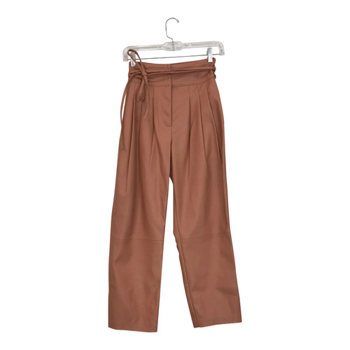 [BLANKNYC] Pleated Tie Waist Trouser-Thumbnail
