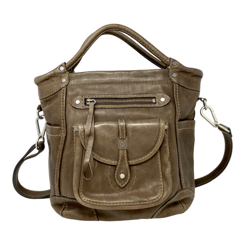 Ambercrombie & Fitch Rugged Tote Bag-Front