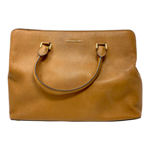 Michael Kors Large Structured Handbag-Front