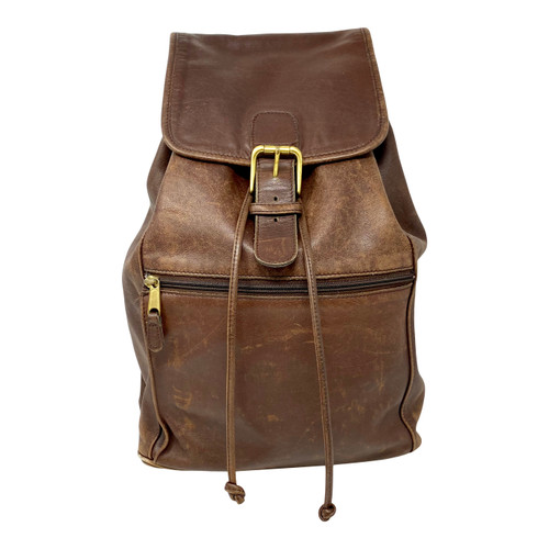 Classic Leather Rucksack-Thumbnail