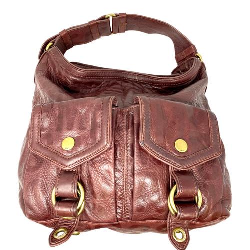 Marc Jacobs Soft Leather Cargo Pocket Hobo-Thumbnail