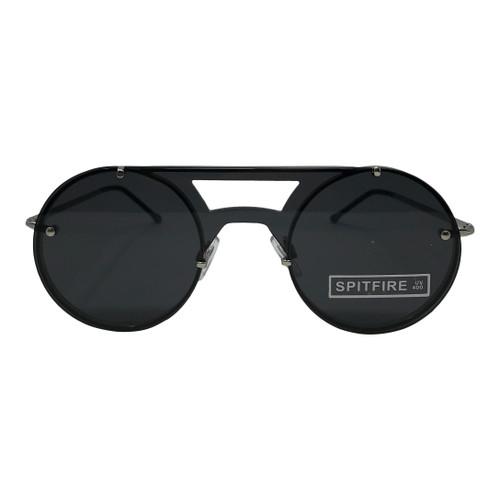 Spitfire Algorithm Mirrored Sunglasses-Thumbnail