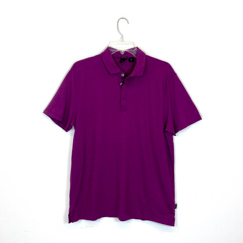 Boss by Hugo Boss Pima Cotton Polo- Front