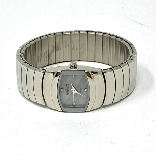 Stainless Steel Wristwatch- Front