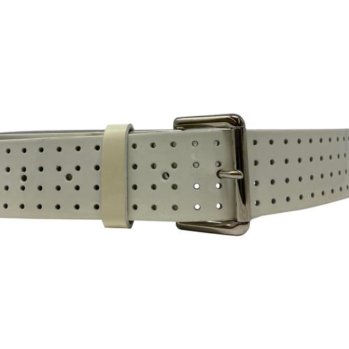 Theory Patent Leather Logan Belt-Thumbnail