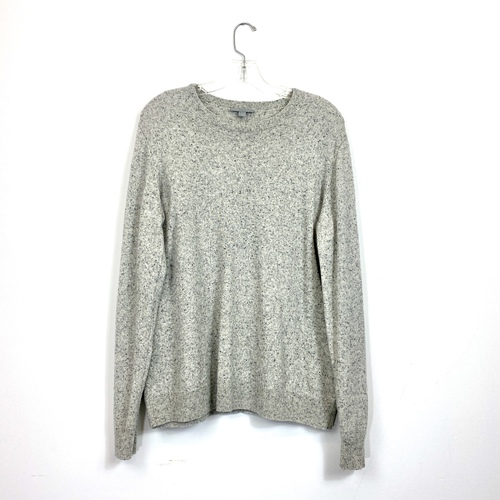 COS Marled Knit Crewneck Sweater- Front