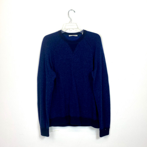 Vince Two-Tone Sweatshirt Knit- Front