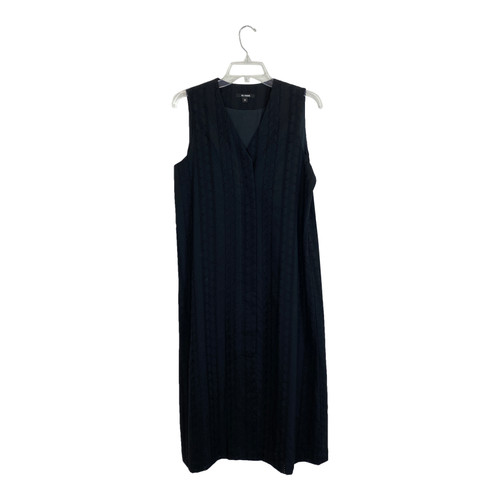 Kal Rieman Overlap Vest Dress-Thumbnail