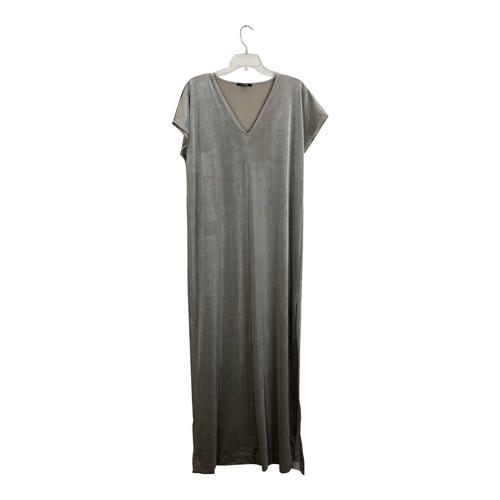 Kal Rieman Velvet Maxi Dress-Thumbnail