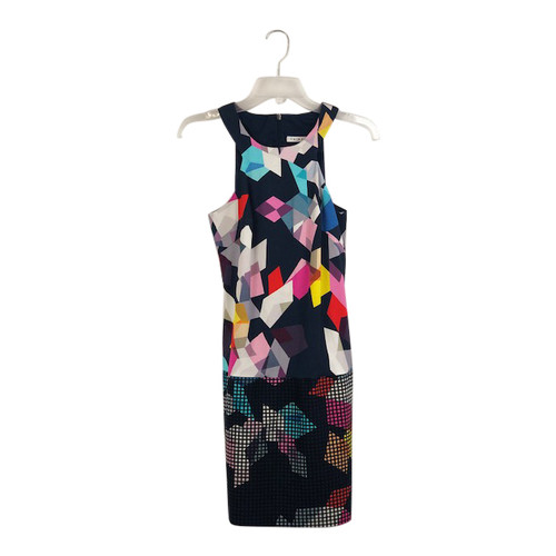 Trina Turk Sleeveless Dress- Front