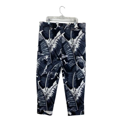Dolce & Gabbana Banana Leaf Pants-Thumbnail