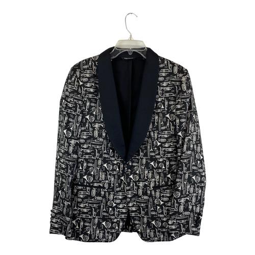 Dolce & Gabbana Instrument Print Jacket-Thumbnail