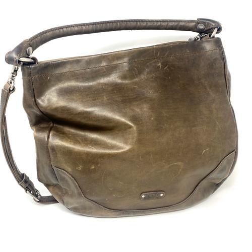 Frye Rugged Shoulder Bag- Front