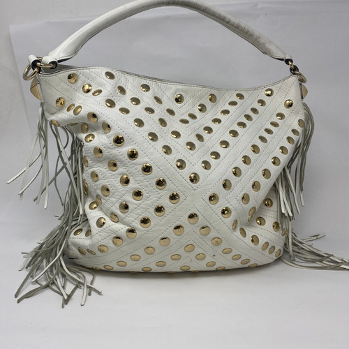 Rebecca Minkoff Studded Hobo Bag- Front