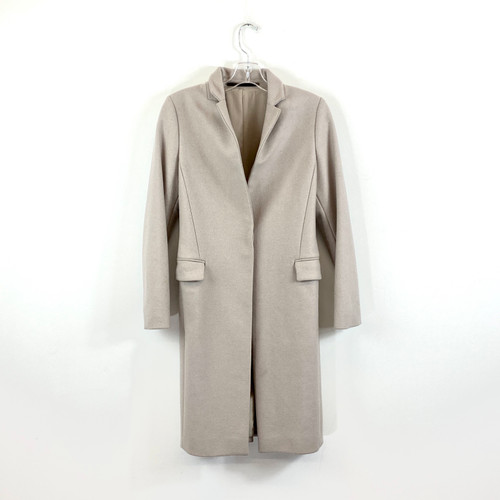 All Saints Minimalist Coat- Front