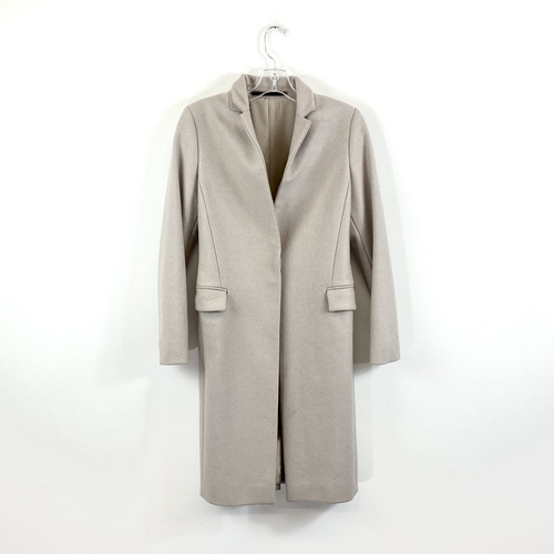 AllSaints Minimalist Coat- Front