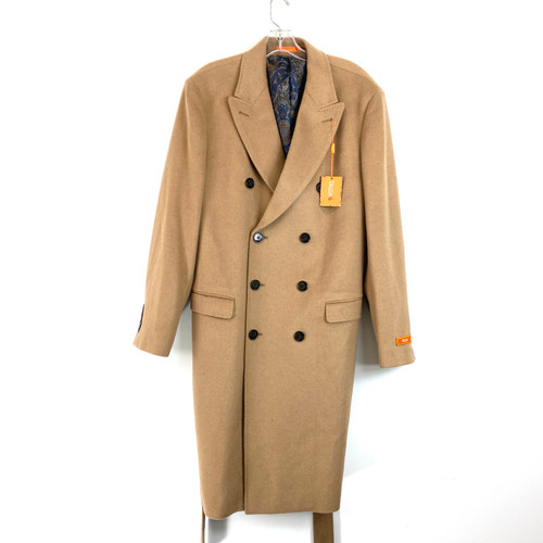 Tallia Double Breasted Coat- Front