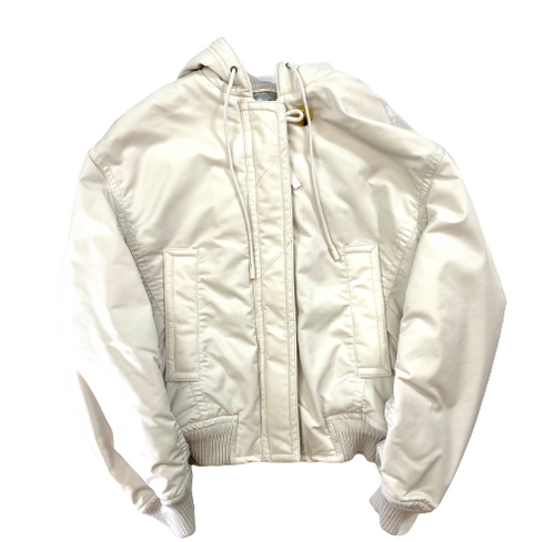 Vince Padded Bomber with Hood- Front
