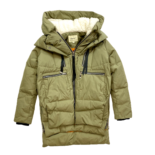 Orolay Double Puff Parka- Front