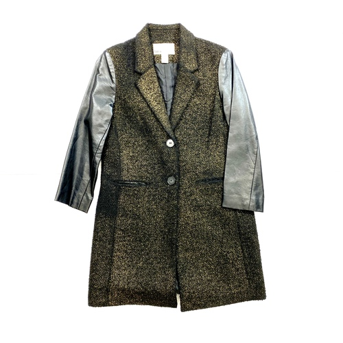 Bar III Front Row Combination Coat- Front