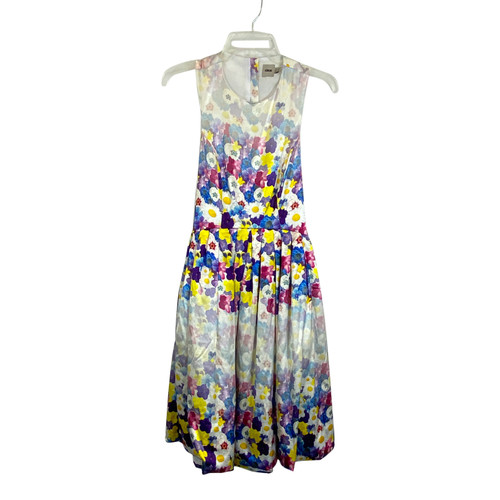 Asos Floral Dress-front