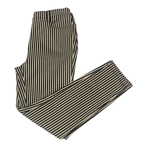 Masai Striped trousers-side