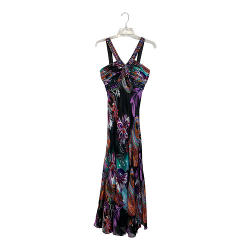 Ignite by Carol Lin Halter Neck Gown-Thumbnail