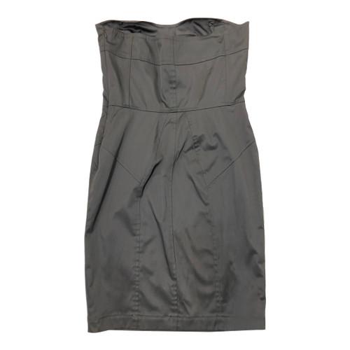 Club Monaco Strapless Cocktail Dress-Front