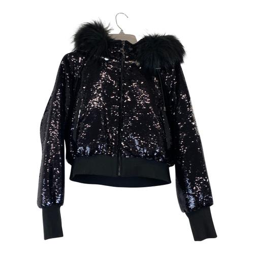 Baby Phat Sequin Jacket-Front