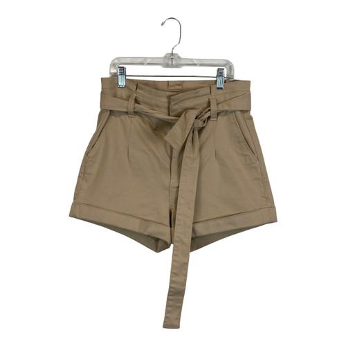 Express Tie Waist Shorts-Front