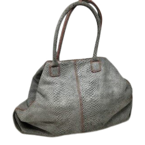 Liebeskind Grey Handbag-Front