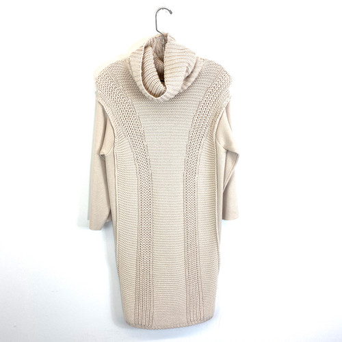 Paul and Joe Purl Knit Sweater Dress- Front