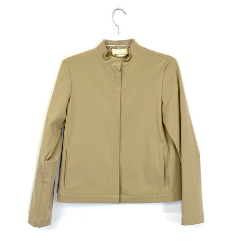 MaxMara Collarless Jacket- Front