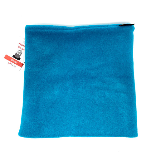 Ruffina Fleece Snood- Blue