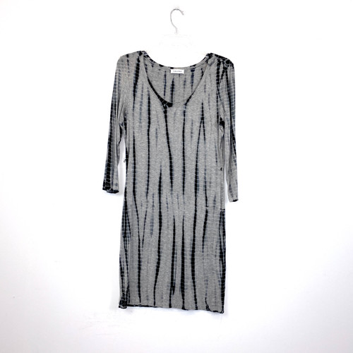 Calvin Klein Tie Dye Dress- Front