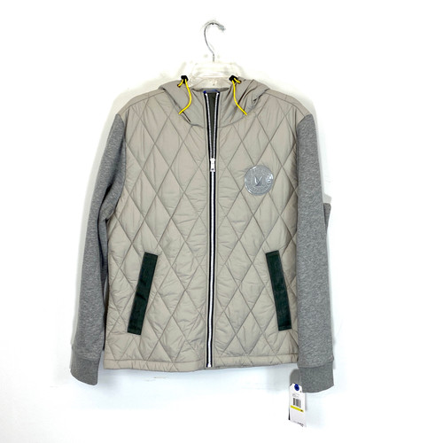 Nautica Padded Quilted Sweatshirt- Front