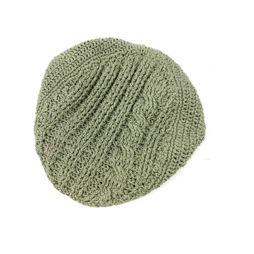 Tracy Watts Crochet Page Hat- Top