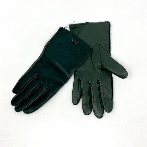 Karen Millen Combination Gloves- Thumbnail
