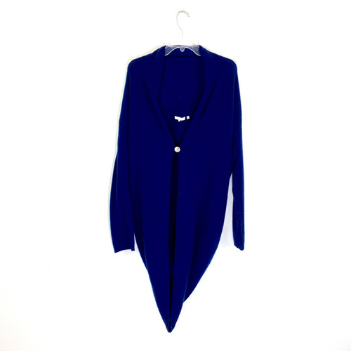 360 Cashmere Cocoon Duster- Front