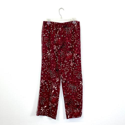 MaxMara Studio Floral Lounge Pants- Front