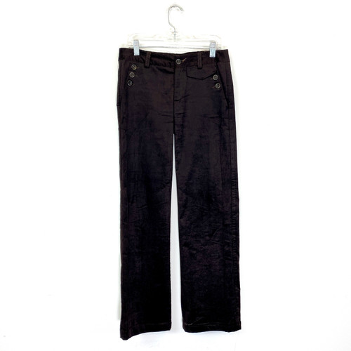Nanette Lepore Corduroy Pants- Front