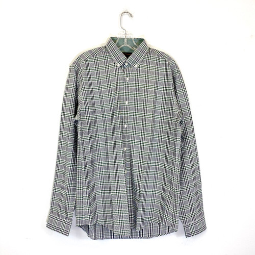 Ben Sherman Plaid Shirt- Front