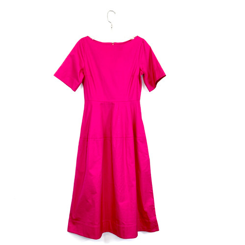 COS Short Sleeve A-Line Dress- Front