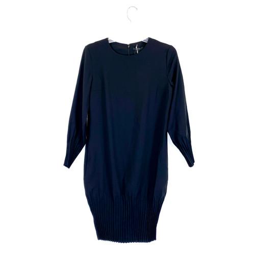 COS Pleated Hem Bubble Dress- Front