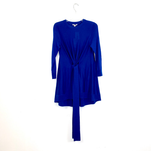 COS Tie Waist Sweater Dress- Front