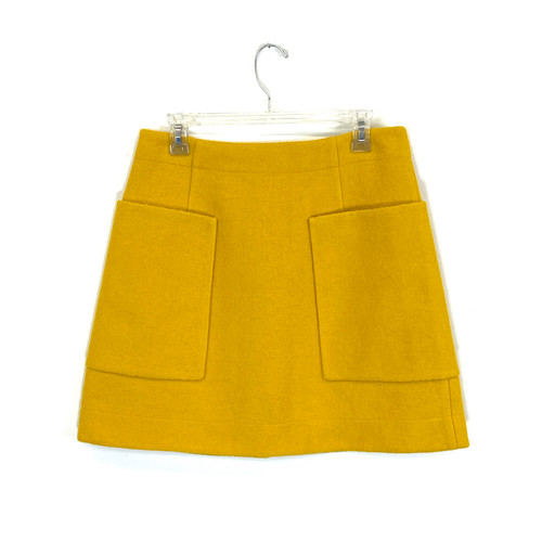 COS Patch Pocket Mini Skirt- Front