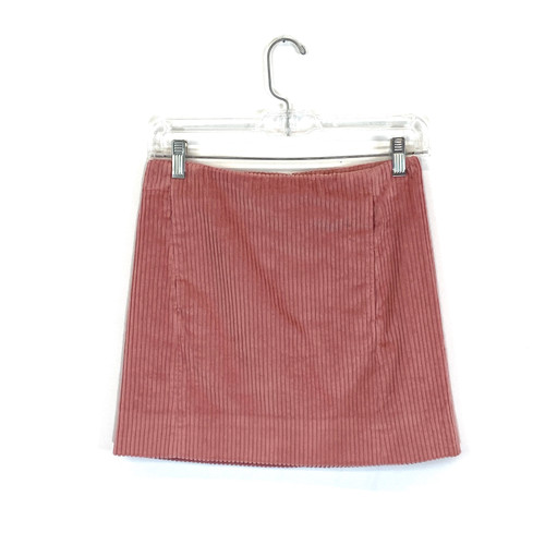 COS Corduroy Mini Skirt- Front